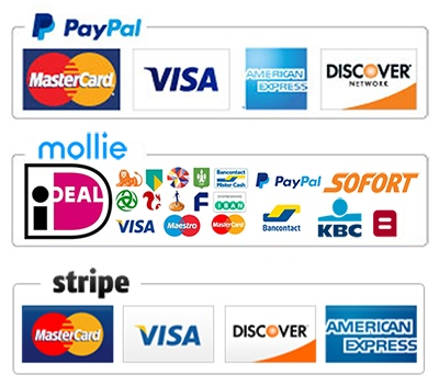 Our Payment Options